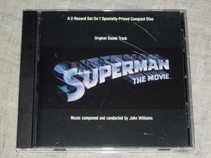 Superman / John Williams. Banda De Sonido Importada.