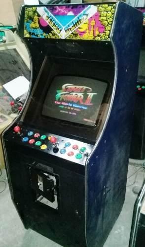 Videojuego Arcade Fichin Street Fighter 2 Envios