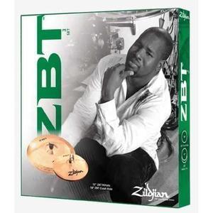 Zildjian Zbt Set De Platillos Crash 18 Y Hi Hat 13 Zbts3
