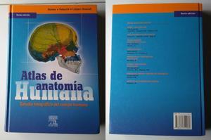 Atlas de anatomía humana rohen yokochi harcourt | Posot Class