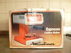 Cafetera Express Moulinex