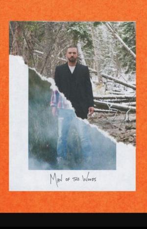 Justin Timberlake CD Man of the woods