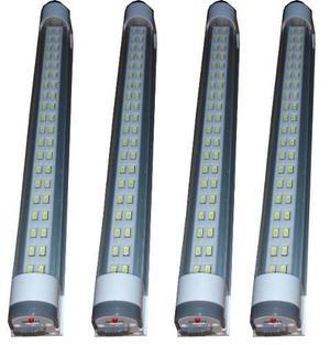Pack 4 Unidades Luz Emergencia 40 Leds Smd Gran Autonomia