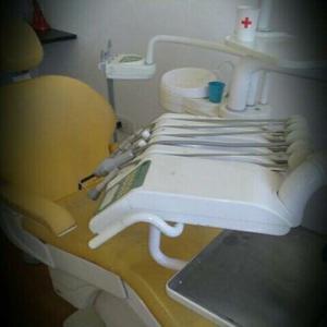 Sillón odontologico usado