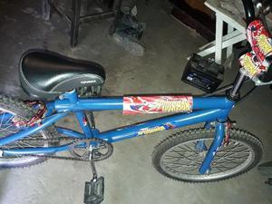 Vendo bici de nene nuevo sin uso zona norte