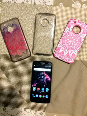 Vendo celular Moto g5 Plus 32 gb Liberado