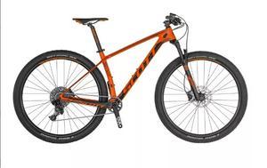 Bicicleta Scott Scale 935 Carbono 1x11 Sram Talles M Y L