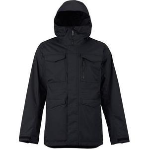 Campera De Snowboard Burton Covert Shell  Medium Negra