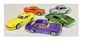 Datsun Mazda Nissan Japan 2 Historic Hot Wheels Envio Gratis