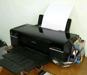 Impresora Epson con sistema continuo