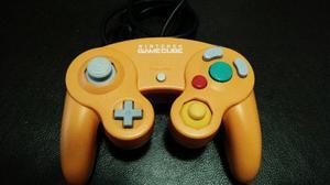 Joystick Gamecube Original Spice Orange