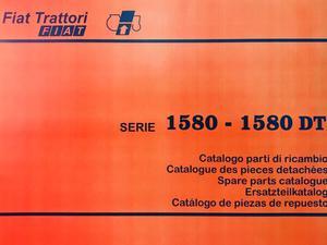 Manual de repuestos para tractor Fiat