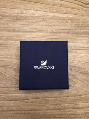 Vendo espectacular conjunto Swarovski nuevo en caja
