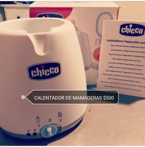 Calentador de mamadera CHICCO