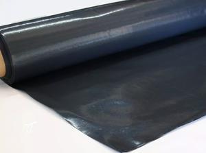 Film Nylon Negro Cobertor rollo de 2x50mts espesor 200