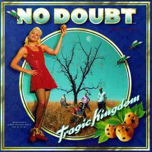 No Doubt Tragic Kingdom Vinilo Lp Color Rocktober Stock