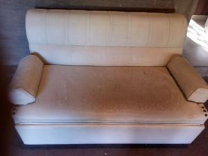 Sofá cama, 2 plazas.