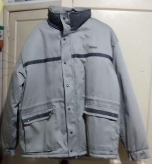 CAMPERA DE TELEFONICA COLOR GRIS TALLE 52 - IMPECABLE !!!!!