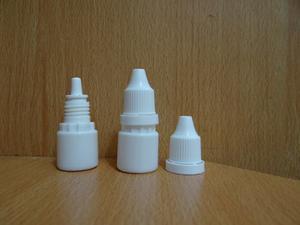 Envase Plastico Gotero 5 Ml X Por Unidad Con Precinto Gotero