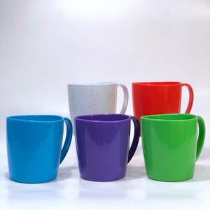 Jarro Mug Plastico Tipo Colegial X Mayor