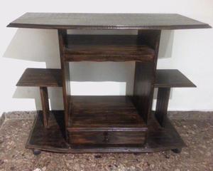 Mesa TV con cajon