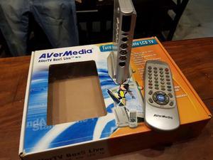 Placa Sintonizadora de TV externa