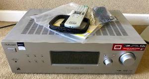 Sony Str-k685 Sintoamplificador Control Remoto Fibra Optica