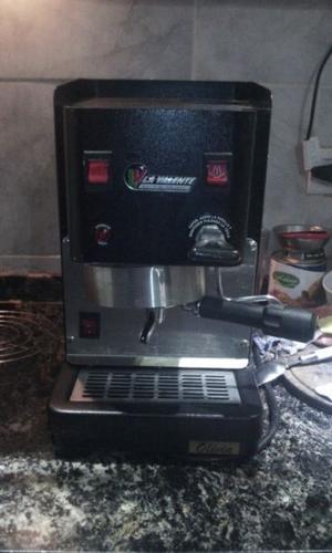 vendo maquina de cafe la valente a