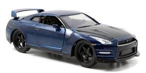 Auto Rapido y Furioso Nissan