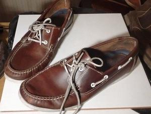 Zapatos naúticos talle 46