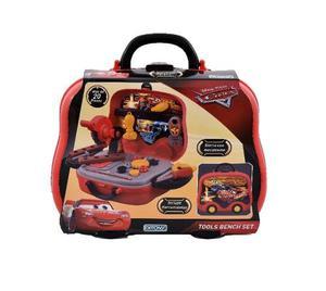 Cars Tools Bench Set Valija Con Herramientas Disney Ditoys