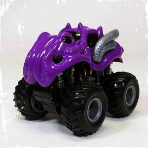 Monster Truck Autos Con Monstruos 8 Modelos Diferentes 12 Cm
