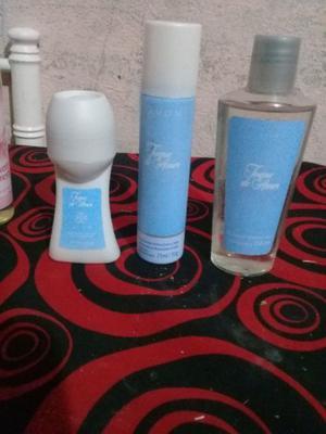 Set perfume mujer