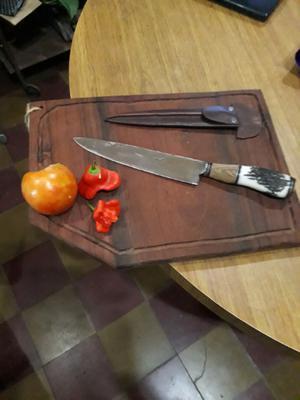 Tabla y cuchilla ideal para el día del padre