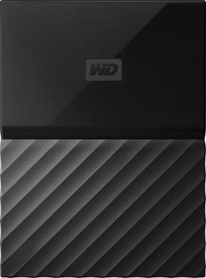 Wd - My Passport 2tb External Usb 3.0 Portable Hard Drive -