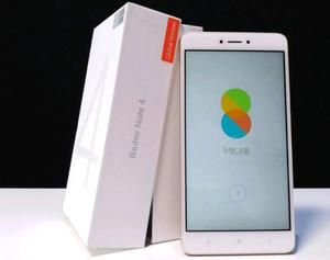 Xiaomi redmi note 4 de 64 gb version global