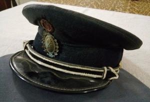 ANTIGUA GORRA DE POLICIA (SANTA FE)