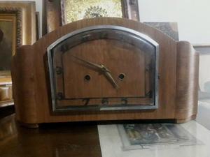 Antiguo Reloj Estilo Art Deco Con Soneria Subasta 1 Peso