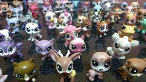 Littlest Pet Shop Originales Hasbro Hermosos Set Y Lote