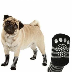 Medias antideslizantes para perros y gatos