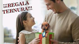 PARA PAPA SALCHICHA MINI DE VERDAD!!! TARJETAS/ENVIOS