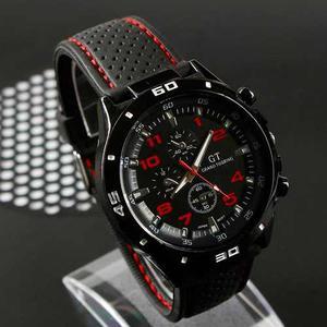 Reloj Hombre Gt Deportivo Silicona Pulsera