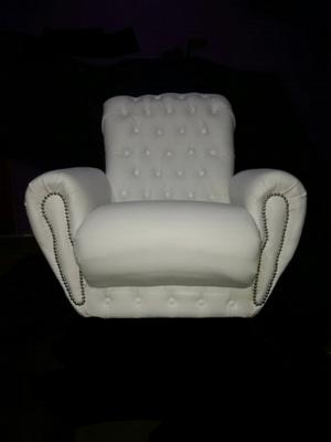 Sillon antiguo restaurado