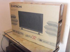 """TV Hitachi 32"""" LED, nuevo en caja, no es smart"""