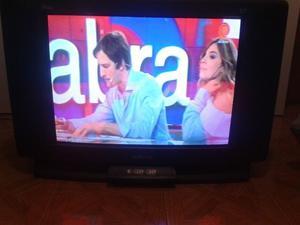 TV SAMSUNG 25 PULGADAS CON CONTROL REMOTO