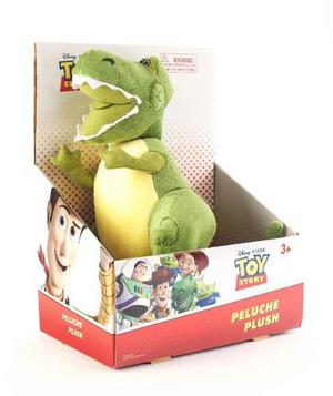 Toy Story Disney Peluche Dino Rex Caja 30cm Supertoys Once