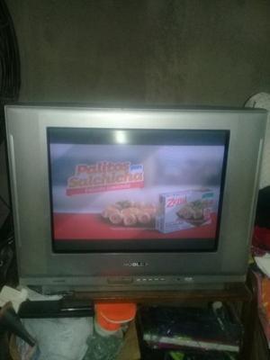 Vendo tv Philips 29 pulgadas detalles en el lado derecho, tv