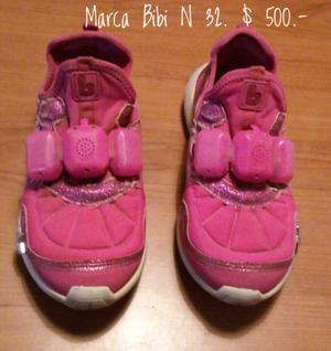Zapatillas Bibi 32