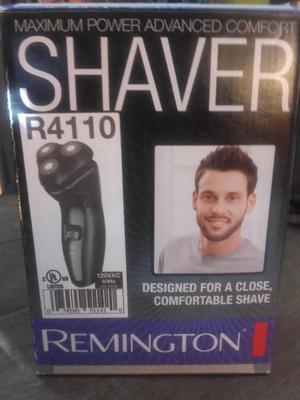 Afeitadora Remington R.