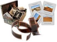 Digitalización Y Escaneo De Diapositivas, Negativos Y Fotos